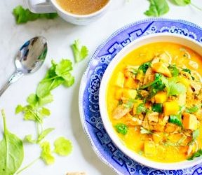 Savory Immune-Boosting Soup